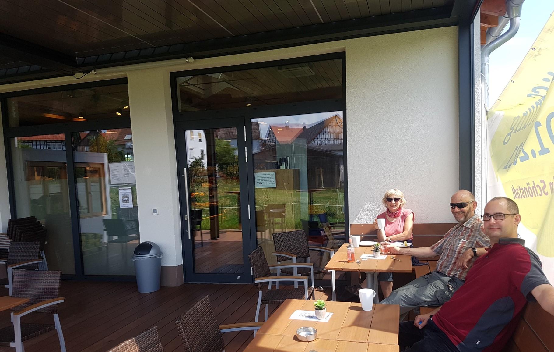 Café im Dorfladen